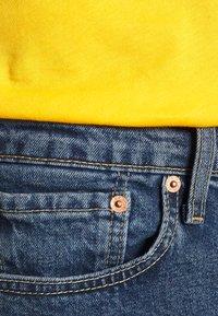 Levi's® - 502™ TAPER - Jeans straight leg - stonewash stretch t2 - 3