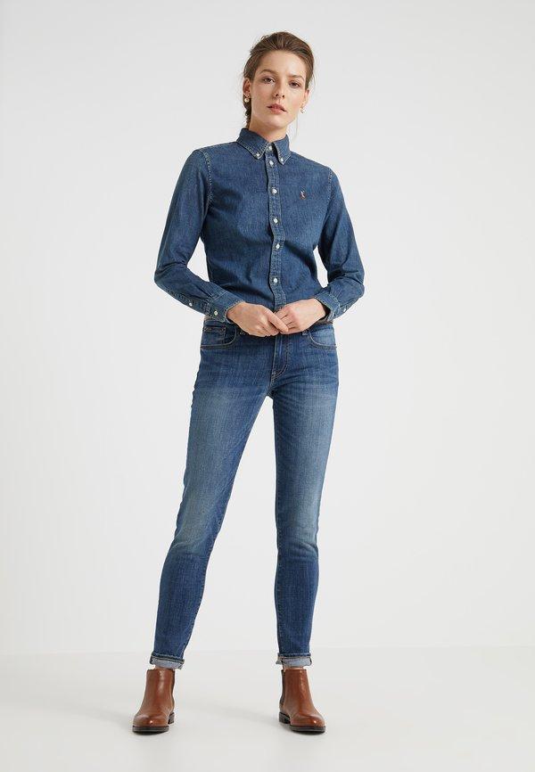 Polo Ralph Lauren HARPER - Koszula - blaine wash/jasnoniebieski WLXX