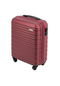 Wittchen - GROOVE LINE - Wheeled suitcase - red - 2