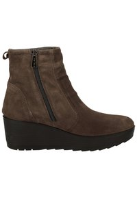 IGI&CO - Wedge Ankle Boots - grig.scuro - 6