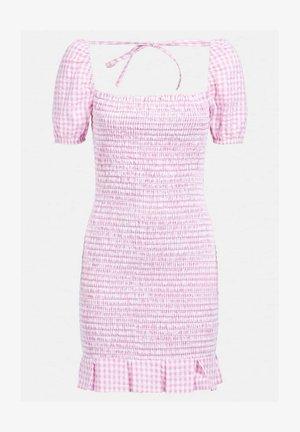 AIDA DRESS - Day dress - mehrfarbe rose
