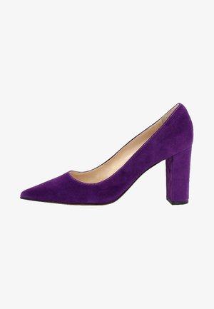 JESSICA - Classic heels - purple