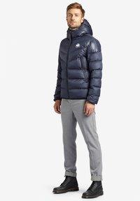 khujo - MART - Winter jacket - dark blue - 3