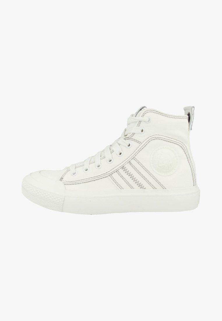 Diesel - S-ASTICO  - Sneakers hoog - white