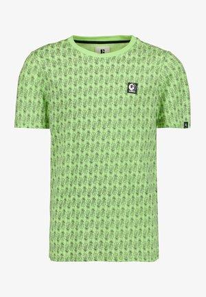 T-shirt print - sulphur