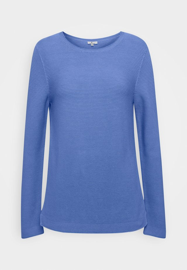 NEW OTTOMAN - Jumper - soft charming blue