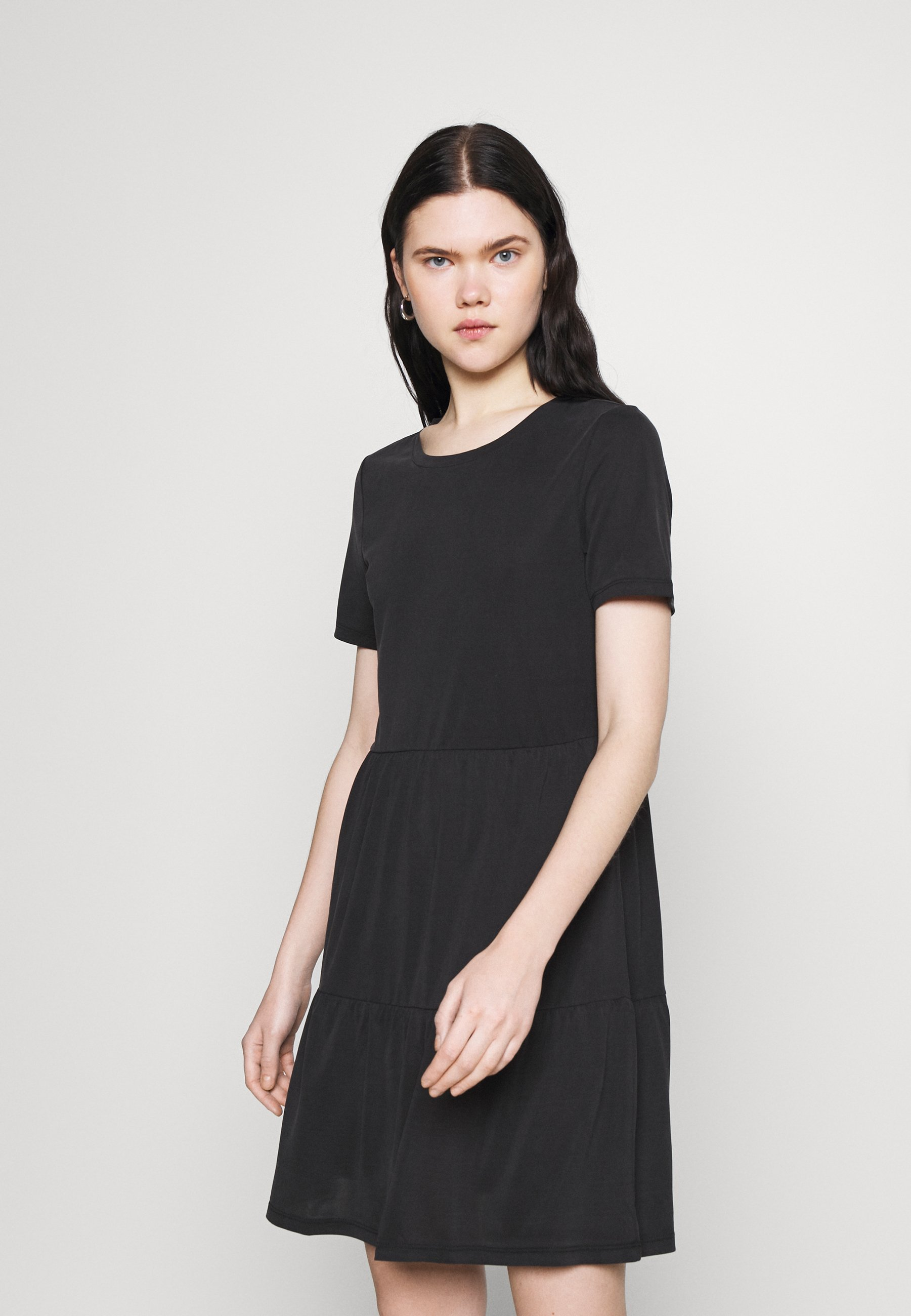 Women VMFILLI CALIA SHORT DRESS  - Jersey dress