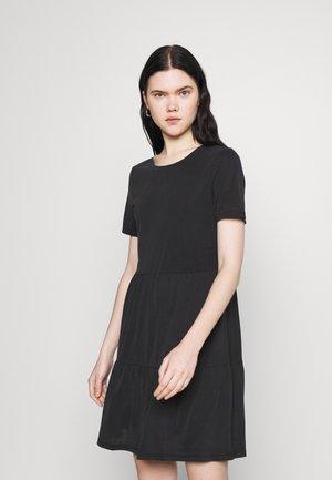 VMFILLI CALIA SHORT DRESS  - Jersey dress - black
