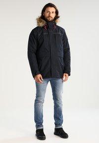 Helly Hansen - COASTAL - Winter jacket - navy - 1