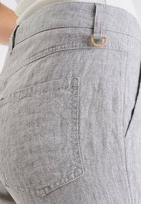 MAC Jeans - NORA - Trousers - light grey - 2