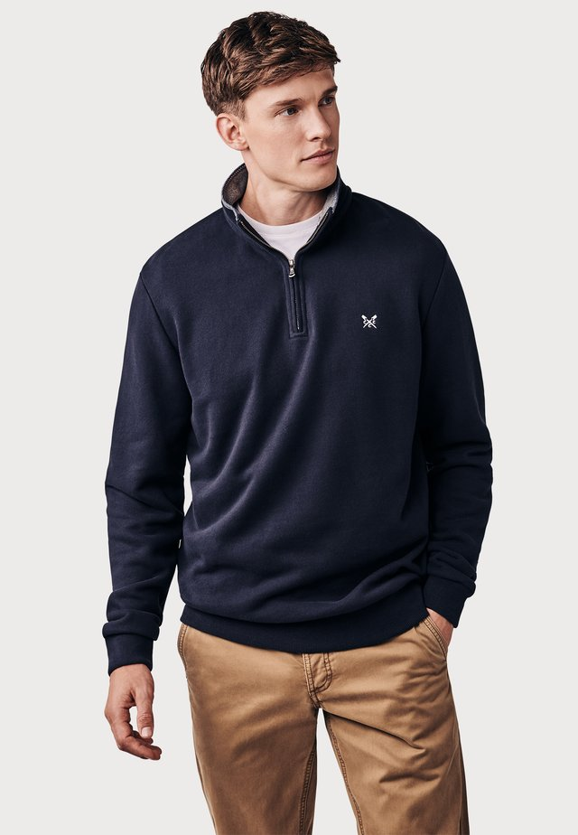 Sweater - dark blue
