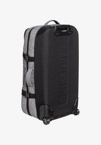 Quiksilver - QUIKSILVER™ NEW REACH 100L - EXTRAGROSSER KOFFER MIT ROLLEN EQYBL - Wheeled suitcase - light grey heather - 1