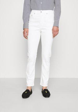 CALLEN - Jeans slim fit - white