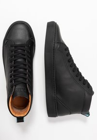 Shoe The Bear - HOLMES - High-top trainers - black - 1