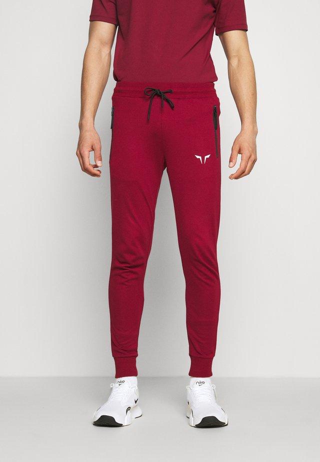 STATEMENT CLASSIC - Pantalon de survêtement - red
