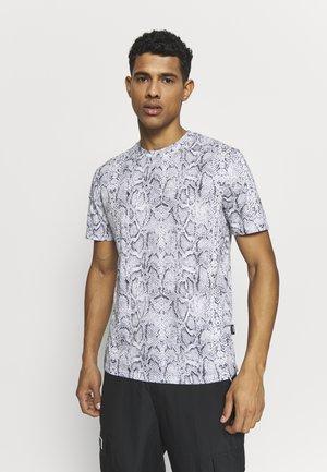 T-shirt z nadrukiem - grey