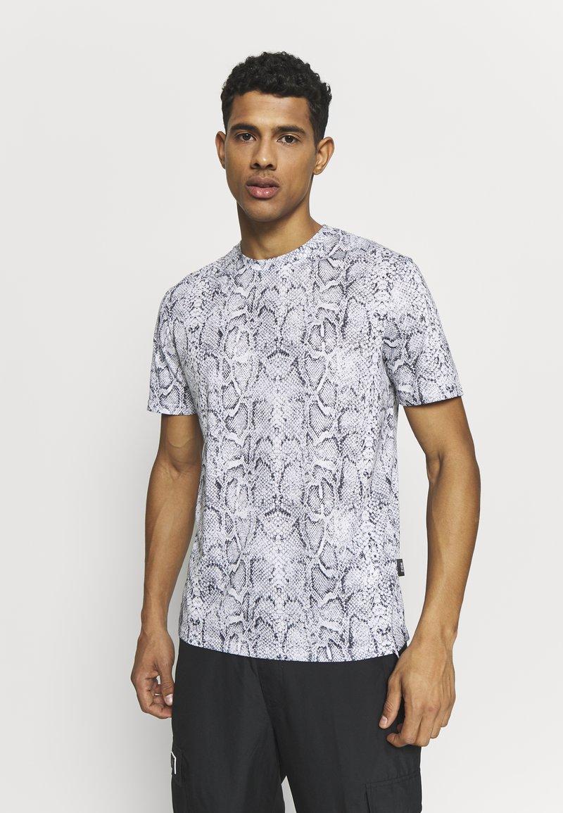 Zign - T-shirt z nadrukiem - grey