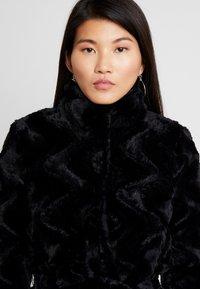Vero Moda - Classic coat - black - 3