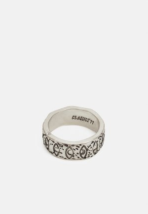 EXPRESSIVE EYE BAND RING - Prsten - silver-coloured