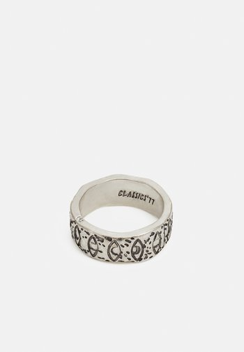 EXPRESSIVE EYE BAND RING - Ring - silver-coloured