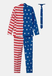 Suitmeister - BOYS USA FLAG SET - Costume - dark blue - 1