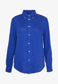 Polo Ralph Lauren - RELAXED LONG SLEEVE - Camisa - royal blue - 3