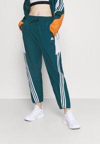 adidas Performance - GAMETI  - Træningssæt - turquoise - 3