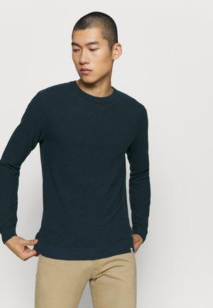 CURTH - Pullover - navy blazer