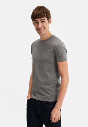 HERREN - T-shirt - bas - light grey