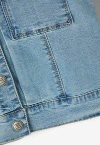 Name it - Waistcoat - light blue denim - 3