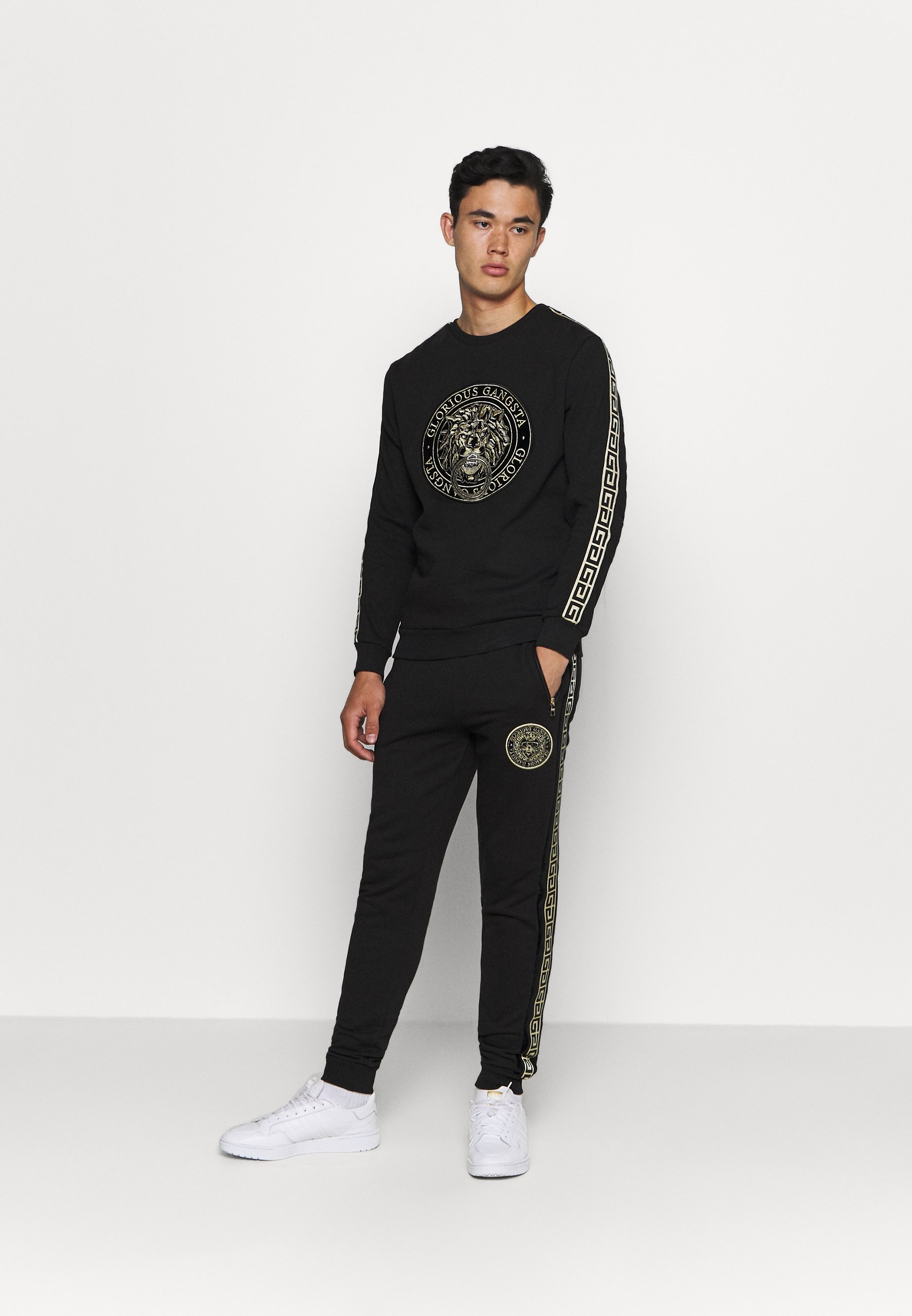 Glorious Gangsta Rodell Jogger - Joggebukse Black/gold