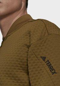 adidas Performance - TERREX - Träningsjacka - green - 4