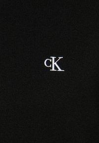 Calvin Klein Jeans - MONOGRAM CHEST LOGO  - Jumper - black - 2