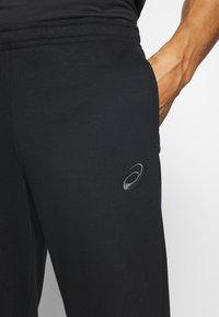 ASICS - SMALL LOGO PANT - Tracksuit bottoms - performance black - 4