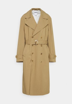 DUAL COAT - Trenchcoat - beige