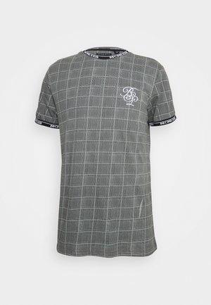 MULLET - Print T-shirt - black/grey
