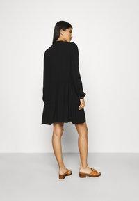 Desigual - VEST SOLSONA - Day dress - black - 2