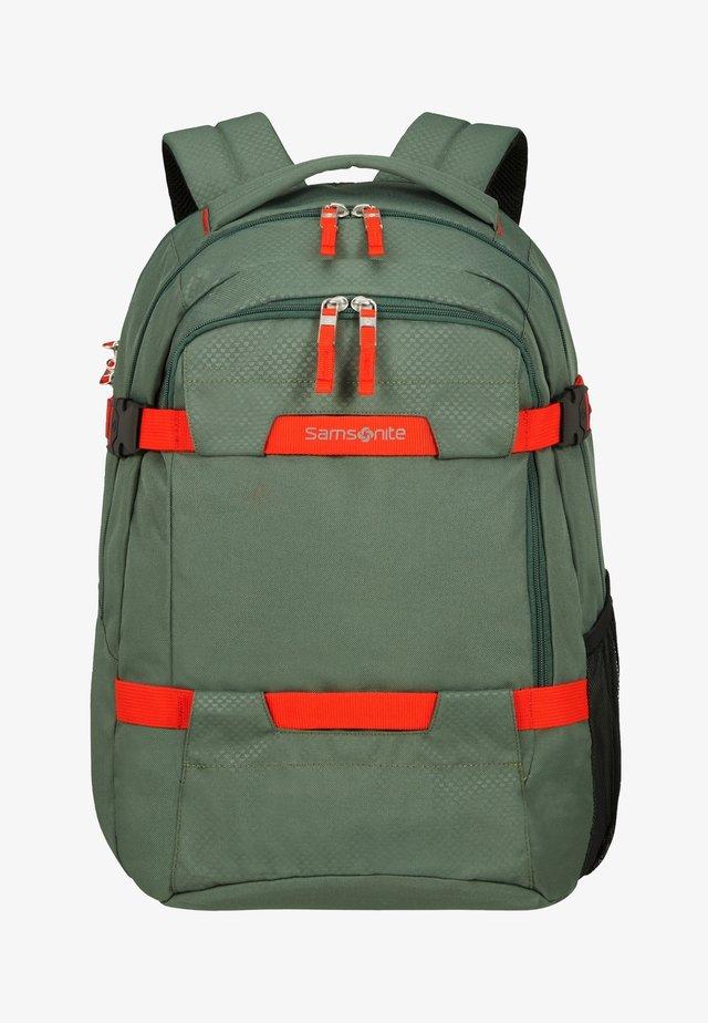 Rucksack - thyme green