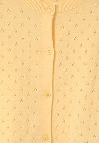 GAP - GIRL EASTER  - Kardigan - yellow - 2