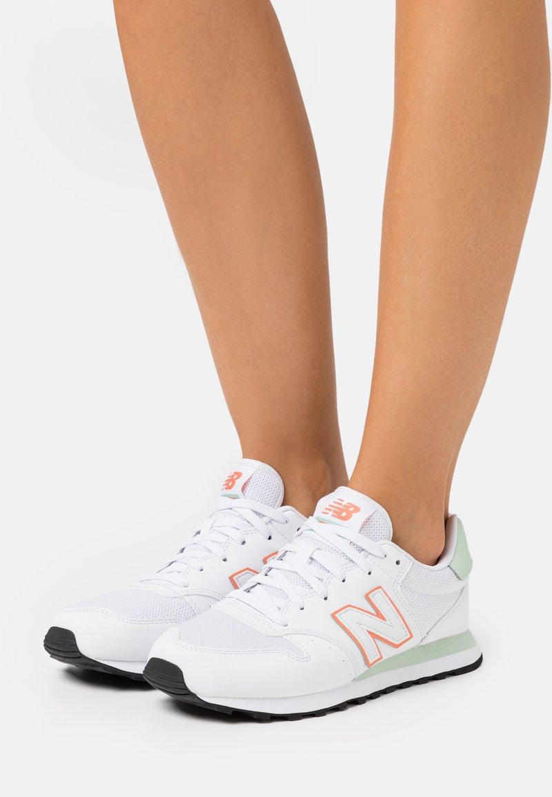 New Balance - GW500 - Zapatillas - white/mint