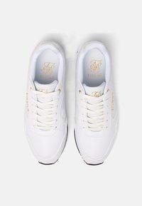 SIKSILK - SENNA - Sneakersy niskie - white - 3