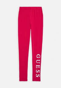 Guess - JUNIOR CORE - Legíny - disco pink - 0