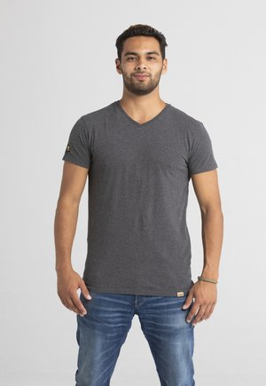 LIMITED TO 360 PIECES - T-shirt basic - dark heather grey