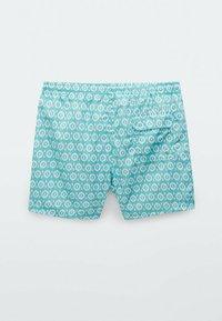 Massimo Dutti - Swimming shorts - light blue - 1