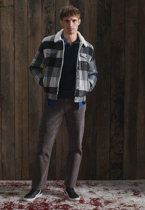 Trousers - sherman grey