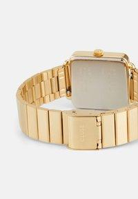 Cluse - LA TETRAGONE - Klokke - gold-coloured/white - 1