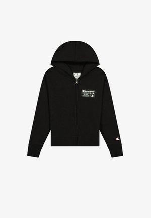 LEGACY  - Zip-up sweatshirt - black