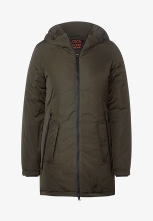 SPORTIVE - Winter coat - olive