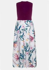 Ulla Popken - Maxi dress - magnolienrot - 2