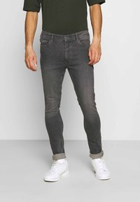 Burton Menswear London - Slim fit jeans - grey - 0